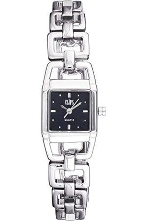 Clips Women's Quartz Watch 553-2011-48 with Metal Strap