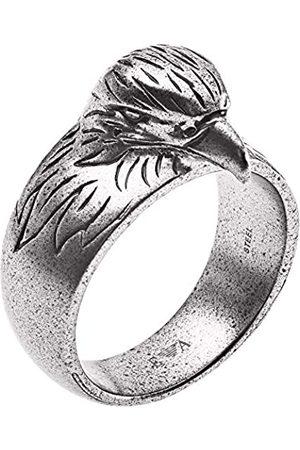 Emporio Armani Men Stainless Steel Piercing Ring EGS2662040-10