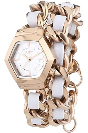 Just Watches Women's Quartz Watch 48-S2244-RG-SL with Metal Strap