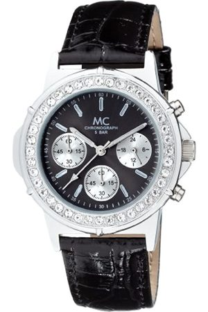 MC MC Chronograph Leather Strap 26114 Ladies Watch