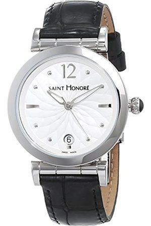Saint Honore Women's Analogue Quartz Watch with Leather Strap 7520111AFIN