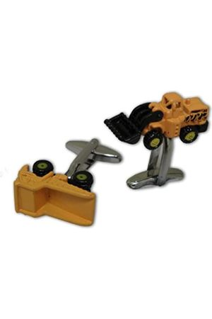 Sophos Lorry and Digger Cufflinks