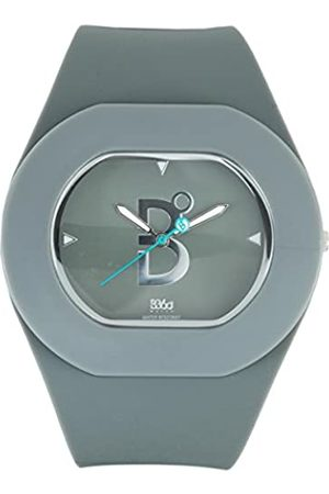 B360 Unisex Quartz Watch Analogue Display and Silicone Strap 1070036