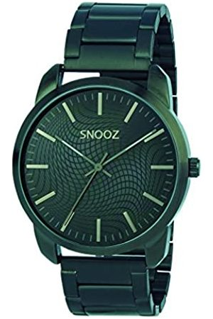 Snooz Men's Analogue Quartz Watch with Stainless Steel Strap Saa1043-66