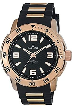 Radiant Mens Chronograph Quartz Watch with Stainless Steel Strap RA313607