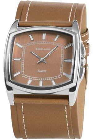 Excellanc Men's Watches 295027500037 Polyurethane Leather Strap