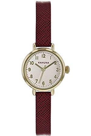 Kahuna Womens Analogue Classic Quartz Watch with PU Strap KLS-0392L