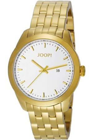 JOOP! Joop Essential Men's Quartz Watch with Dial Analogue Display and Stainless Steel Bracelet JP100801F02