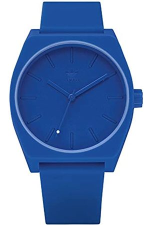adidas Mens Analogue Quartz Watch with Silicone Strap Z10-2490-00