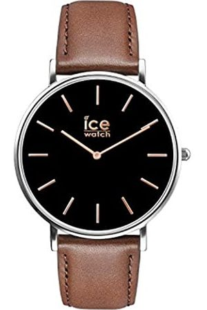 Ice-Watch CITY classic rose-gold - Men's wristwatch with leather strap - 016229 (Medium)