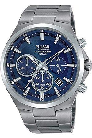Pulsar Men Watches - Men's Analogue Quartz Watch with Stainless Steel Strap 8431242963587