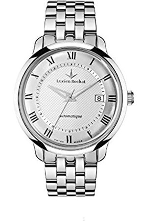 LUCIEN ROCHAT Mens Analogue Automatic Watch with Stainless Steel Strap R0423106002