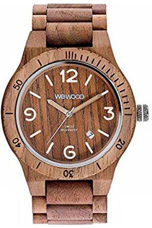 WeWood Mens Analogue Quartz Watch with Wood Strap WW08009