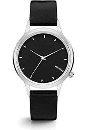 Komono Womens Analogue Quartz Watch with Leather Strap KOM-W2755