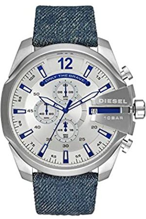 Diesel Mens Chronograph Quartz Watch with Textile Strap DZ4511