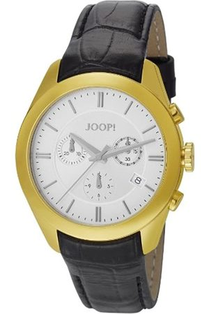 JOOP! Joop Aspire Chrono Men's Quartz Watch with Dial Chronograph Display and Leather Strap JP101042F02