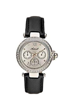 Antoneli Unisex Adult Analogue Quartz Watch with Leather Strap AL0519-07
