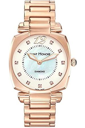 Saint Honore Women's Analogue Quartz Watch with Stainless Steel Strap 7211088AYDR