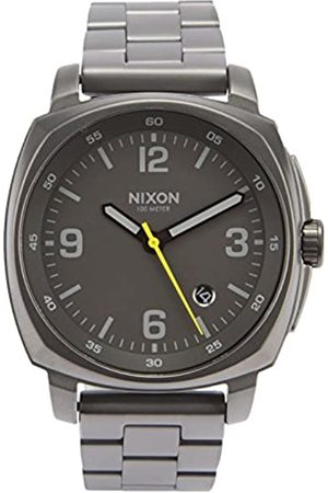Nixon Mens Analogue Classic Quartz Watch with Stainless Steel Strap A1072-632