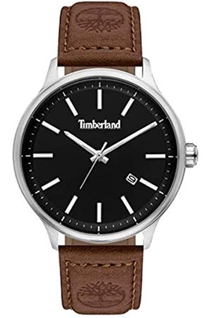 Timberland Mens Analogue Quartz Watch with Leather Strap TBL15638JS.02