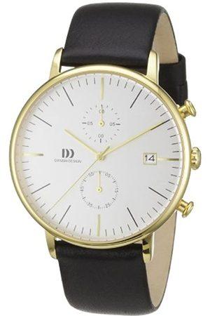 Danish Design Men's Quartz Watch 3310081 with Leather Strap