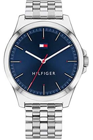 Tommy Hilfiger Men's Analogue Quartz Watch with Stainless Steel Strap 1791713