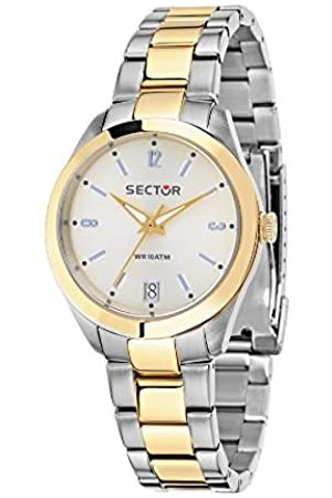Sector Women's Analogue Quartz Watch with Stainless Steel Strap R3253486501
