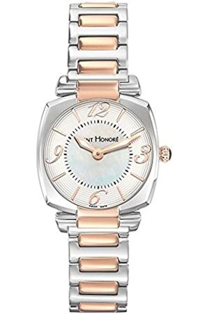 Saint Honore Women's Analogue Quartz Watch with Stainless Steel Strap 7211076AYBR