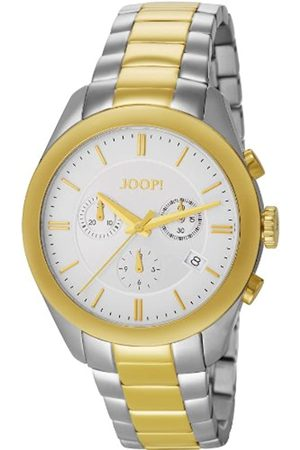 JOOP! Joop Aspire Chrono Men's Quartz Watch with Dial Chronograph Display and Stainless Steel Bracelet JP101042F11
