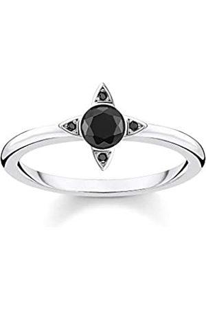 Thomas Sabo Women Silver Ring TR2268-643-11-56