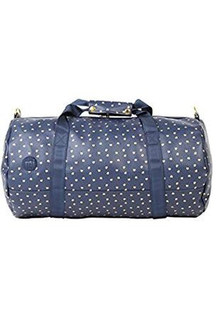 Mi-Pac Hearts Duffel Bag - Navy/