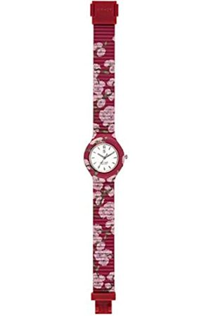 Hip Watches - Women's Cherry Watch HWU0863 - I Love Japan Collection - Silicone Strap - 32mm Case - Waterproof