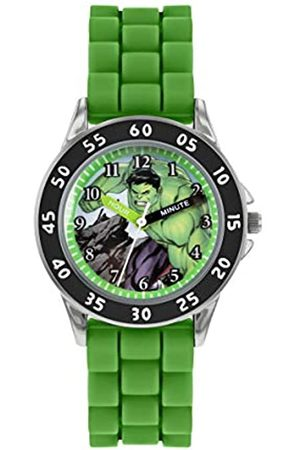The Avengers Avengers Boy's Analogue Analog Quartz Watch with Silicone Strap AVG9032