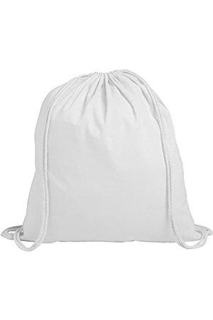 eBuyGB Cotton Drawstring Rucksack Children's Backpack