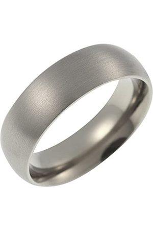CORE Titanium Ring Matt Titanium TT044. 01–52 Basic Collection