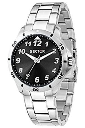 Sector Mens Analogue Quartz Watch with Stainless Steel Strap R3253596002