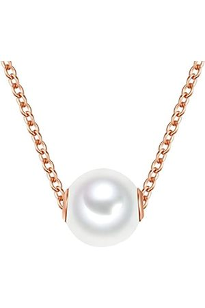 Valero Pearls Female 925/- Sterling Silver Anchor Chain