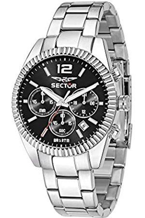 Sector Men's Analogue Quartz Watch with Stainless Steel Strap R3273676003