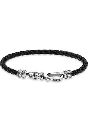 Thomas Sabo Men Silver Statement Bracelet A1931-682-11-L17