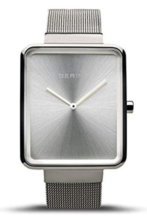 Bering Unisex Analogue Quartz Watch with Stainless Steel Strap 14533-000