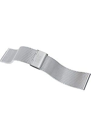 Davis B0810-24mm Adjustable Mesh Milanese Watch Strap