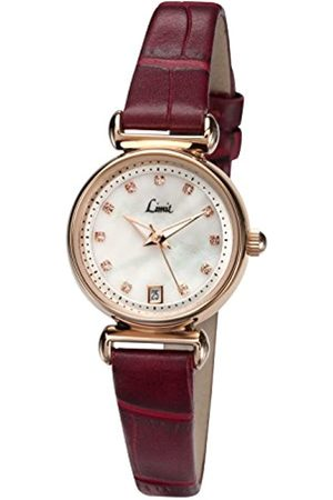 Limit Women's Quartz Watch with White Dial Analogue Display and PU Strap 6949.01
