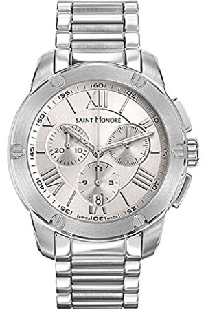 Saint Honore Men's Analogue Quartz Watch with Stainless Steel Strap 8861301ARAN