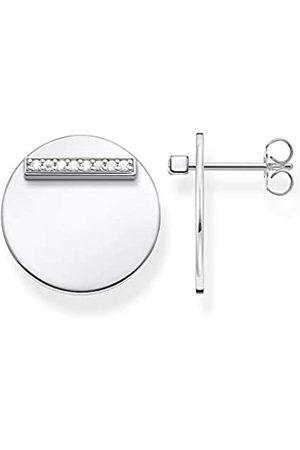 Thomas Sabo Women Sterling silver Cubic Zirconia Dangle & Drop Earrings - H2096-051-14