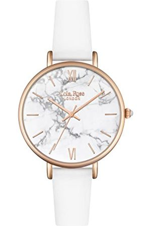 Lola Rose Women's Quartz Watch with Dial Analogue Display and Leather Strap LR2022