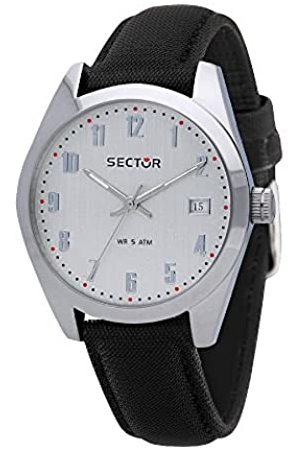 Sector Men's Analogue Quartz Watch with Leather Strap R3251486001