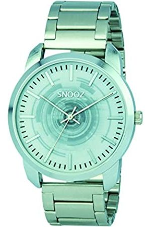 Snooz Men's Analogue Quartz Watch with Stainless Steel Strap Saa0043-61