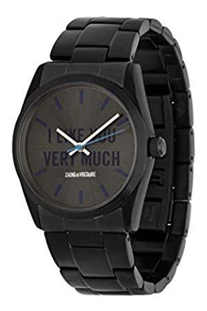 Zadig & Voltaire Unisex Adult Quartz Watch ZVT102