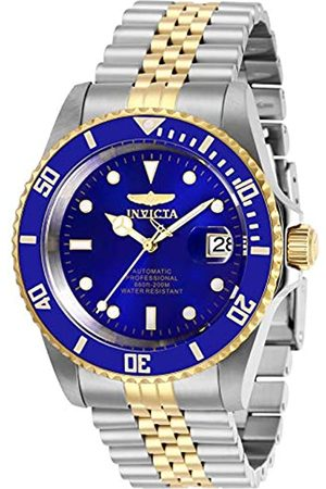 Invicta Mens Analogue Classic Automatic Watch with Stainless Steel Strap 29182
