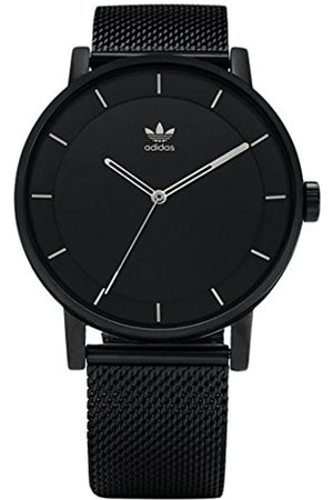 adidas Men's Analogue Quartz Watch with Stainless Steel Strap Z04-2341-00